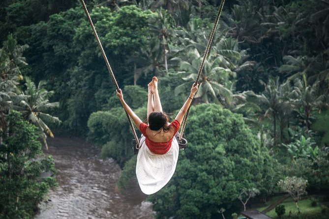 Ubud Tour - Jungle Swing - Rice Terrace - WaterFall - Ancient Temple - Free WiFi photo 10