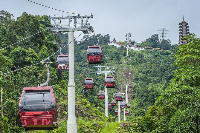 Full-day Genting Tour Enroute Batu Caves With Lunch & 2-way Cable Car Ride