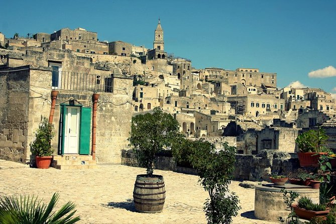 Matera by night private walking tour