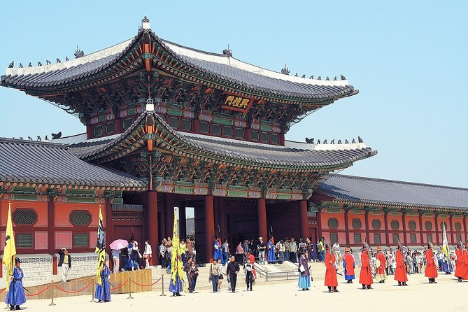 Seoul City Tour - Private Van (1day)