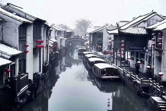 Suzhou Private Tour: Suzhou Silk Museum, Lingering Garden Tiger Hill and More photo 2