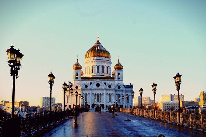 Moscow In Two Days Sightseeing Tour photo 2