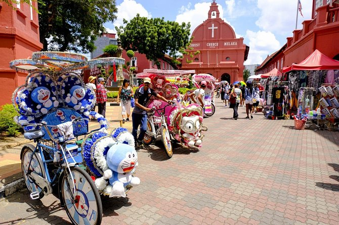 Full Day Malacca Tour