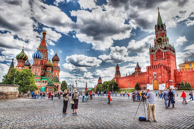 Red Square And Kremlin Private Sightseeing Tour (all Museums Included) photo 11