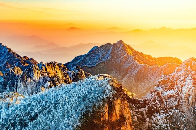 4 Days Huangshan Private Tour: Mt.Huangshan & Rural Experience at Local Villages