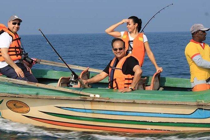 Lagoon Escape Tour Negombo