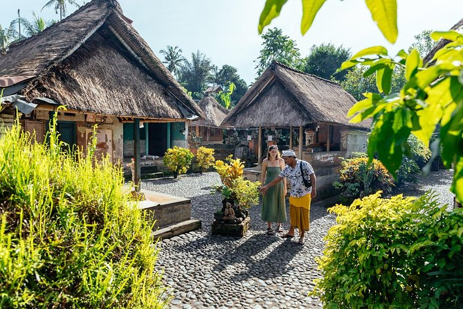 The Wonders of Bali by Motorbike Private Tour with a Local
