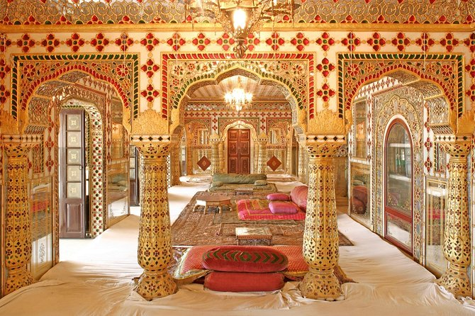 All Inclusive- Private Jaipur Day Tour From New Delhi photo 8
