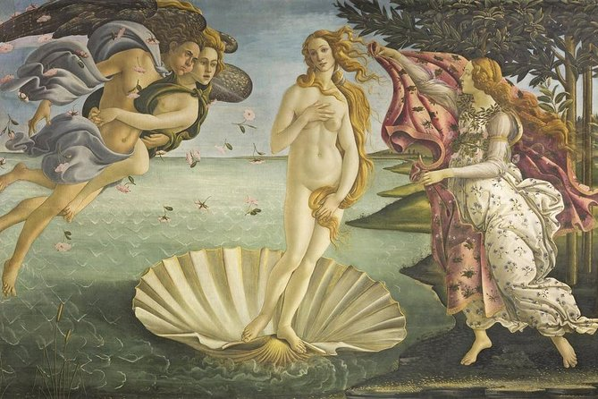 Florence in one day: Uffizi Gallery guided tour and city tour
