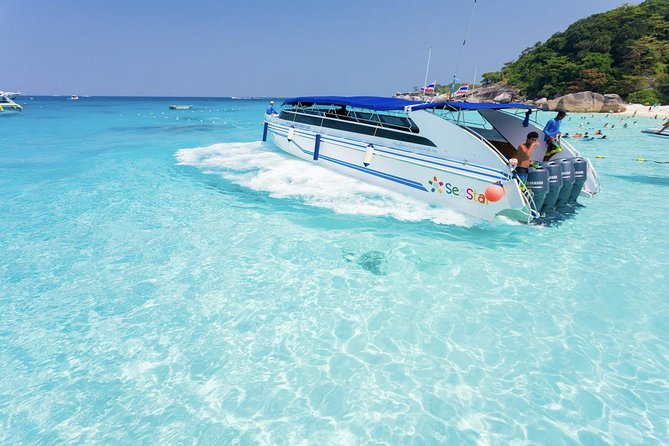 Similan Islands Snorkel Tour by SeaStar Andaman from Khao Lak