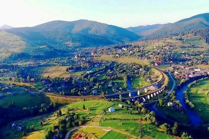 The Carpathian Golden Ring. 2 days tour