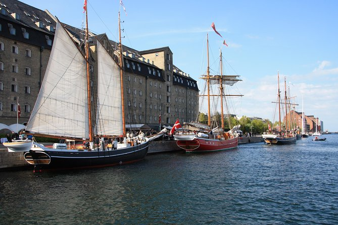 Sailing Cruises out of Copenhagen Harbour - Run up the sails with the crew photo 2