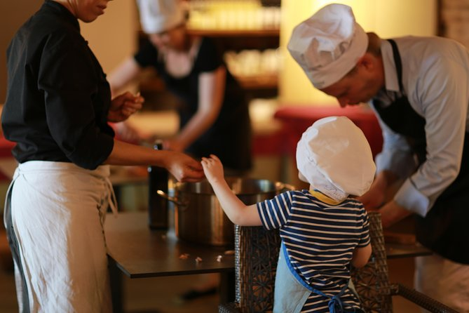 Creative Cooking for Young Chefs in Tuscany