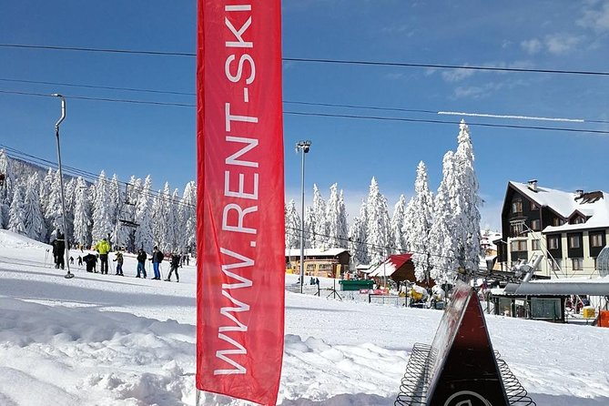 4 days Ski and Snowboard equipment rental in Borovets