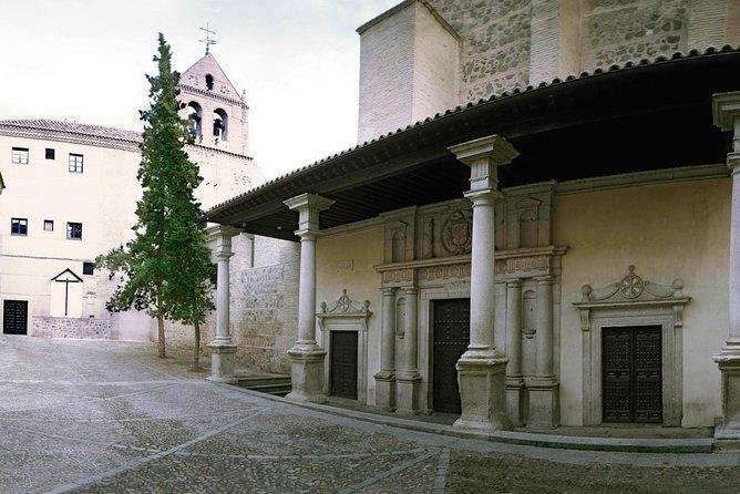 "Toledo of legend, torture and ""autos de Fe"""