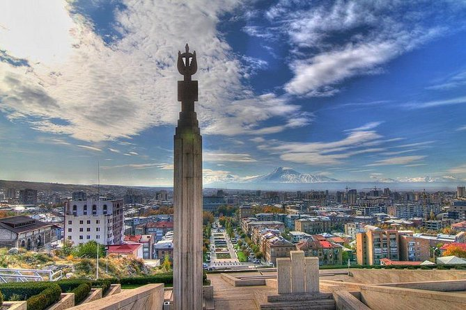 Private Yerevan City Tour: Erebuni, Matenadaran & Tsitsernakaberd Museums