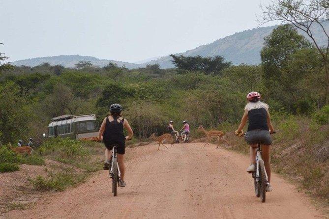 10 Days Africa Cycling Safari Holiday