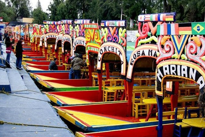 Coyoacan and Xochimilco Tour