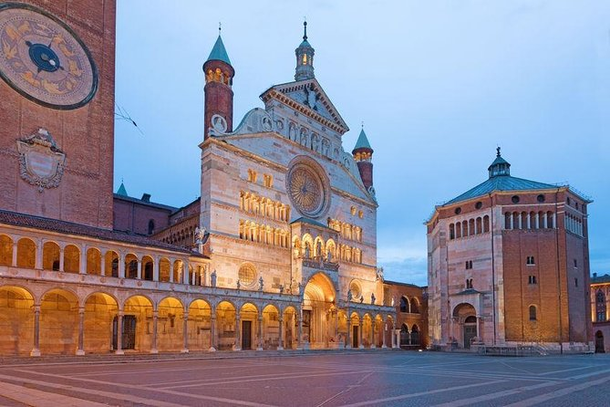 Cremona: Full day tour from Milan - small group tour