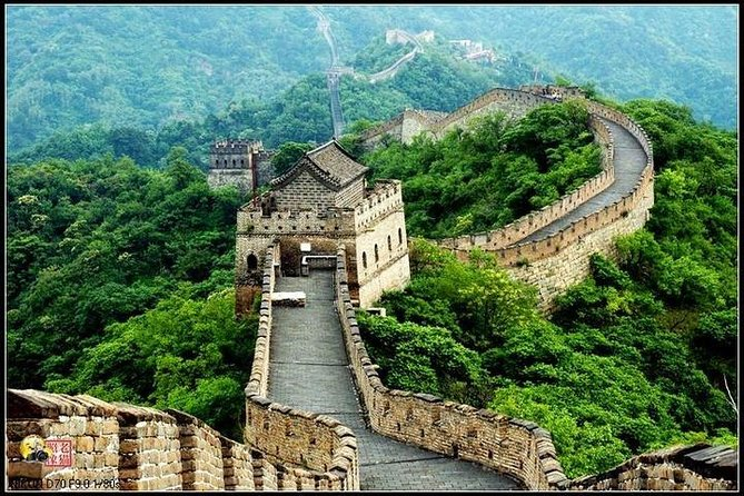 Mutianyu Great Wall and Forbidden City Private Airport Layover Tour