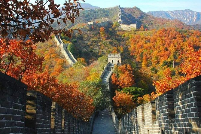 Mutianyu Great Wall and Forbidden City Airport Layover Tour from Capital Airport