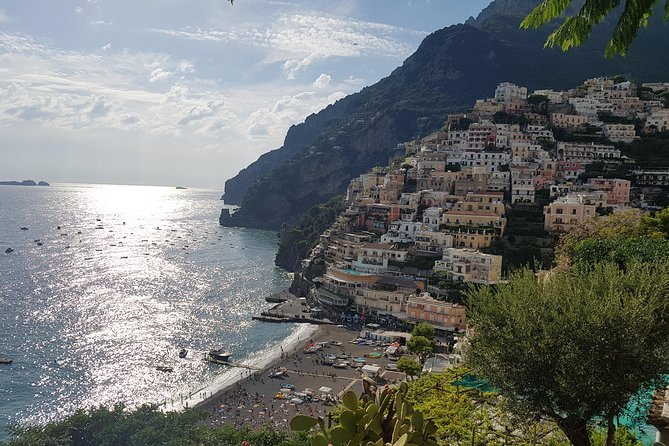 Tour to Amalfi, Positano, Sorrento and Ravello, a full day from Rome