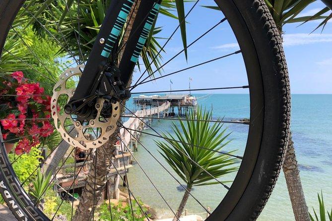 Costa dei Trabocchi by bike
