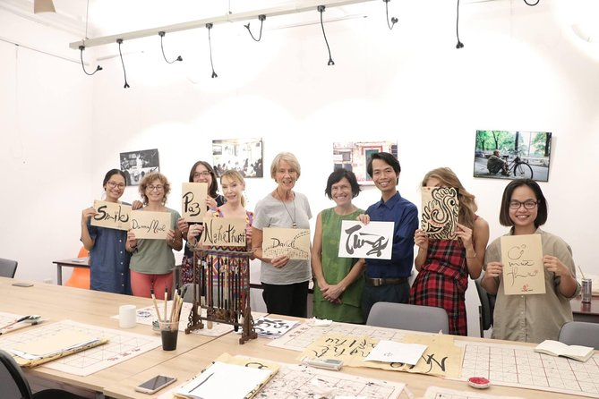 Calligraphy Workshop photo 2