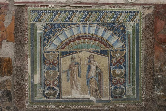 Three-hour guided tour of Herculaneum with an Archaeologist