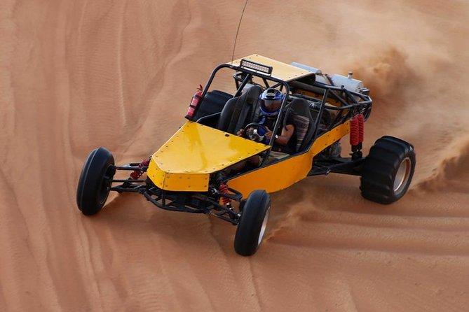 1 Hour Self Driver Dune Buggy Experience At Arabian Desert