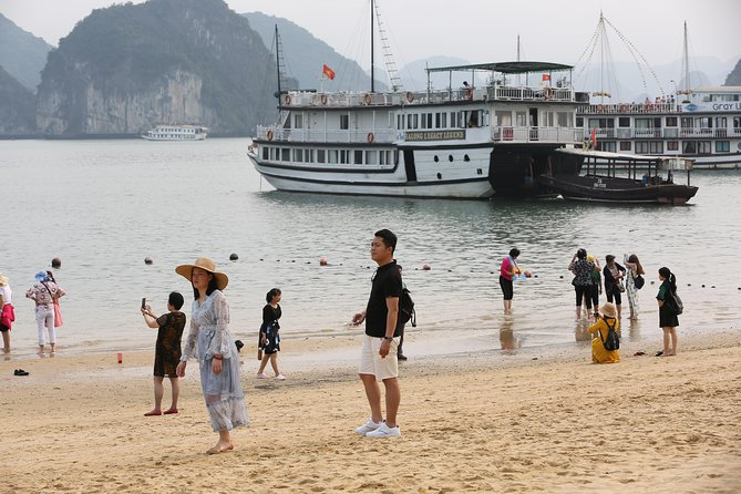 Alova Premium Cruise-Deluxe Tour in Ha Long ( Tour from Ha Long Bay) photo 12
