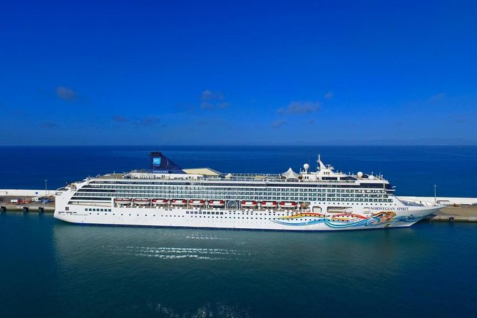 Cruise ship tours only
