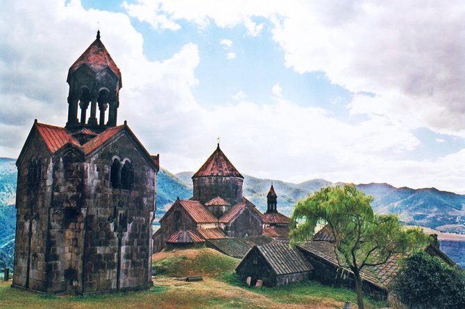 Private tour to UNESCO heritage Haghpat and Sanahin monasteries and Odzun church