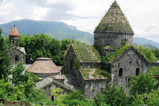 Private tour to UNESCO heritage Haghpat and Sanahin monasteries and Odzun church photo 6
