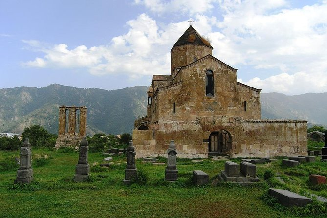 Private tour to UNESCO heritage Haghpat and Sanahin monasteries and Odzun church photo 4