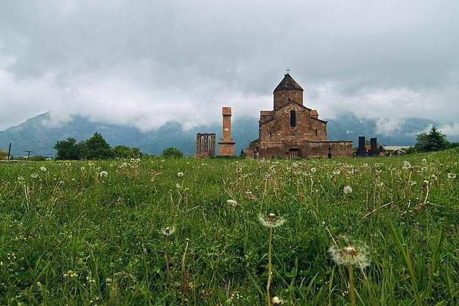 Private tour to UNESCO heritage Haghpat and Sanahin monasteries and Odzun church photo 8
