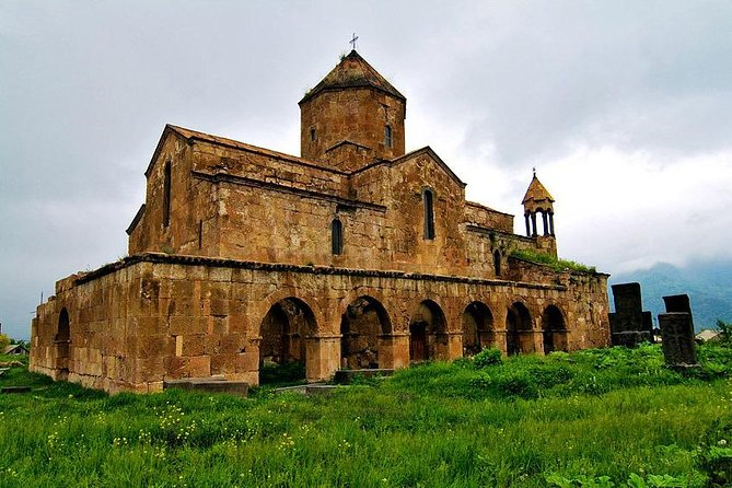 Private tour to UNESCO heritage Haghpat and Sanahin monasteries and Odzun church photo 2