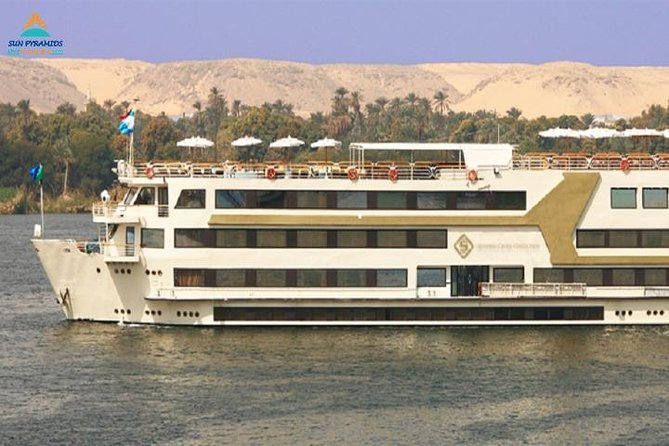 MS Nile Goddess Nile Cruise photo 8