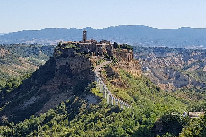 Tour to Civita di Bagnoregio and Orvieto, a Full Day from Rome