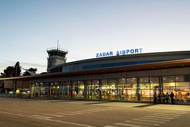 Transfer from Zadar airport to Hideout Festival Zrće beach