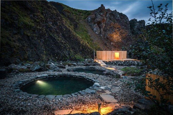 Hot Spring Canyon Baths & Waterfalls