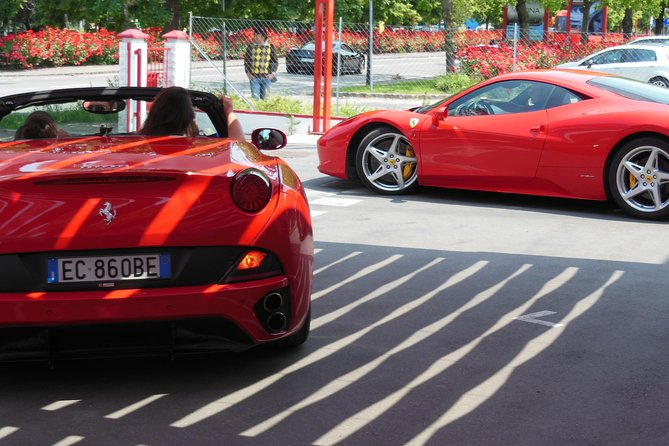 Private Luxury Transfer from Florence to Milan with stop in Maranello