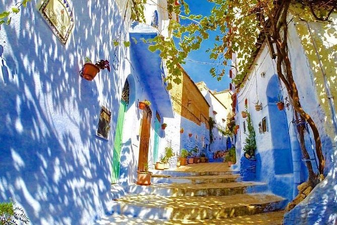 Private full day Tour from Fez to Chefchaouen photo 1