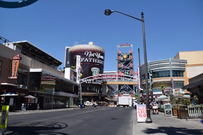 Historic Downtown Las Vegas with The Danish Tour Guide