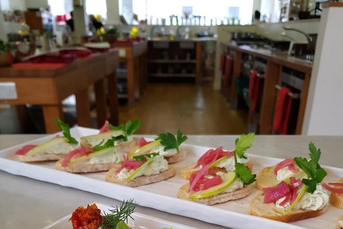 Christmas Finger Food & Canapé Cooking Class in Dublin City Center