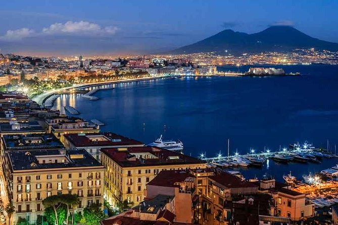 Private Departure Transfer: Naples, Sorrento or Amalfi Coast Hotels to Rome Fiumicino Airport or Rome Hotels