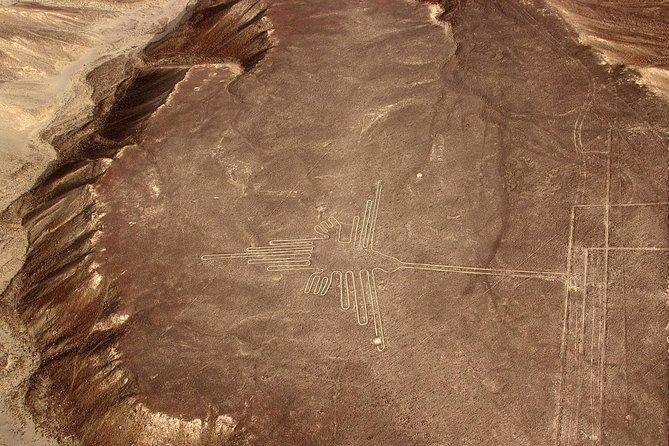 Nazca Lines from San Martin Port Pisco