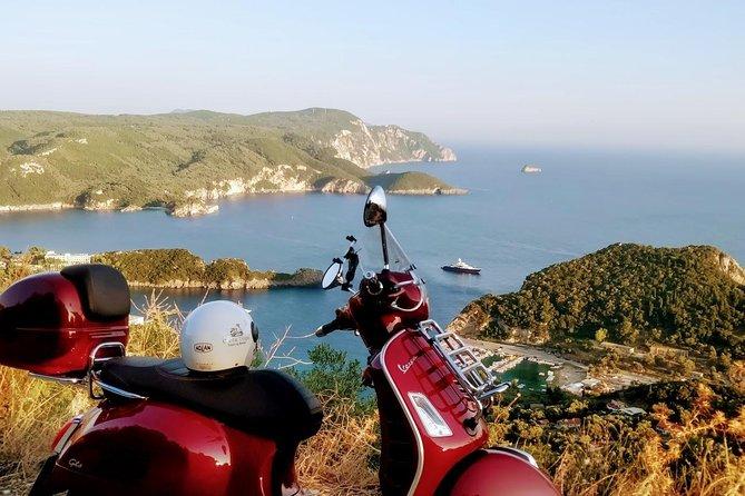 Private Palaiokastritsa Vespa Tour from Corfu