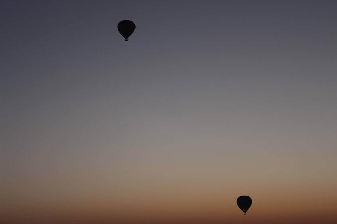 Dubai Hot Air Balloon Flight Standart Package