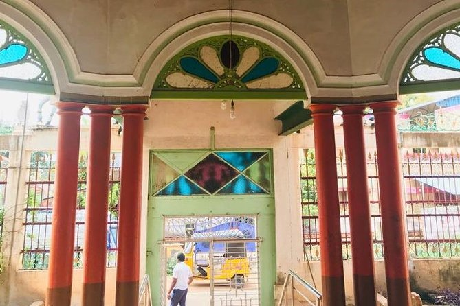 Vernacular Architecture and Culture trip to Chettinad